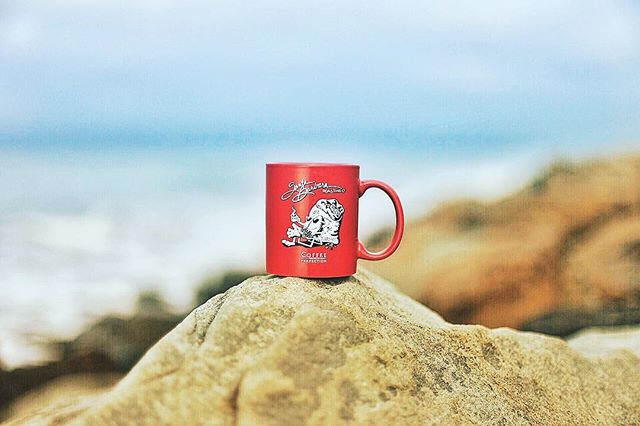 RoCo Beach Vibes. Get out there and do something today. Once your caffeined up of course. #beachvibes #camplife #santabarbara #coffeetime☕