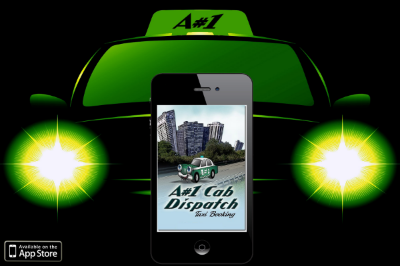 A1 Cab Dispatch App