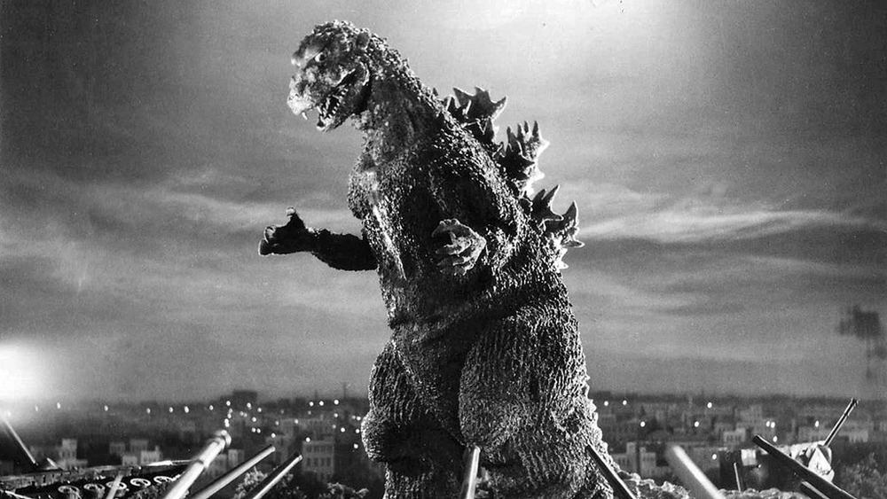 ©1954 Toho Co. Ltd.