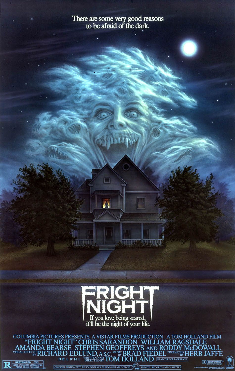fright night movie poster - Retro Gallery Archive (Full Size)