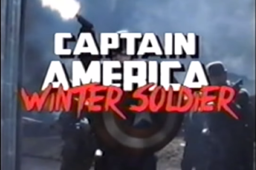 1000w - EPIC ARCHIVED RETRO CAPTAIN AMERICAN TRAILER  HAS NOW BEEN FOUND!