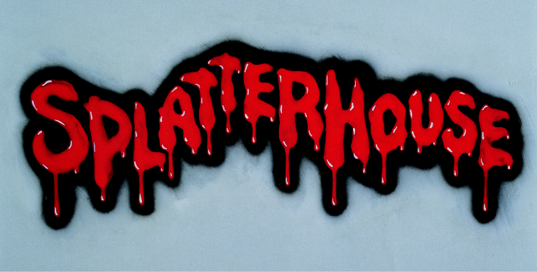 1000w - RETRO GAMING - Splatterhouse (Arcade, 1988)