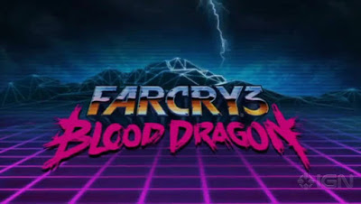 1000w - POWER GLOVE OFFICIALLY RELEASE THE FAR CRY 3: BLOOD DRAGON SOUNDTRACK!!