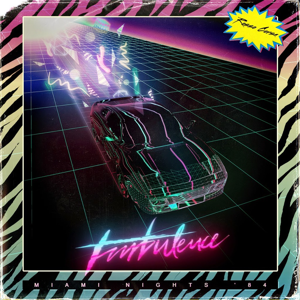1000w - THE BIG 5 OF THE RETROWAVE SCENE FOR 2014!!