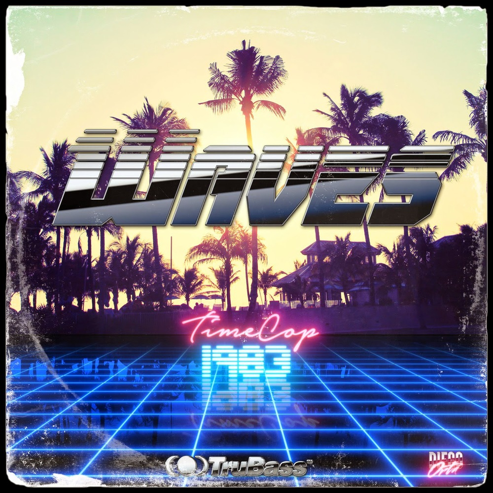 1000w - Timecop1983 - Waves EP - Doesn't Miss A Beat