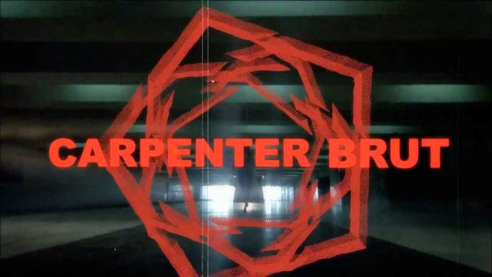 1000w - CARPENTER BRUT EP TEASER HITS THE WEB - MATURE CONTENT!
