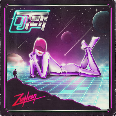 1000w - NEWS JUST IN! - DJ TEN DROPS NEW PROJECT DETAILS AND AWESOME ARTWORK!