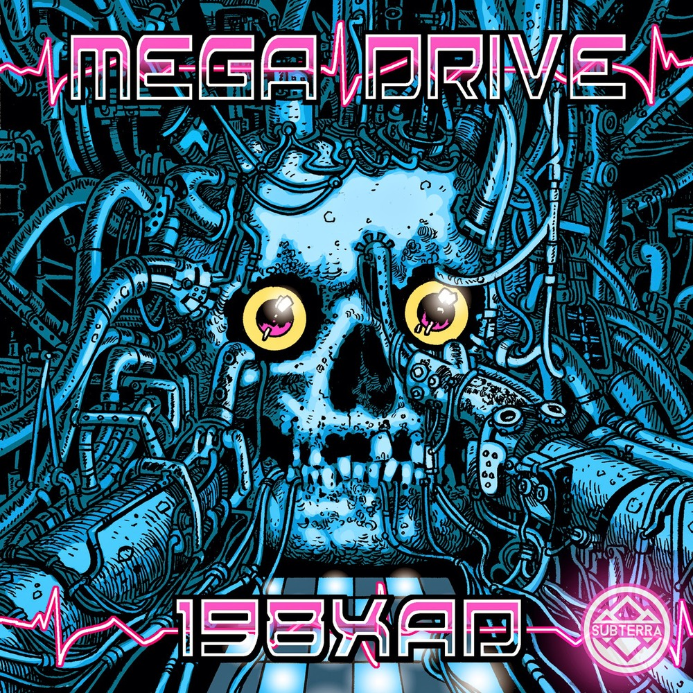 1000w - MEGA DRIVE FINALLY DROPS HIS EAGERLY AWAITED ALBUM!!