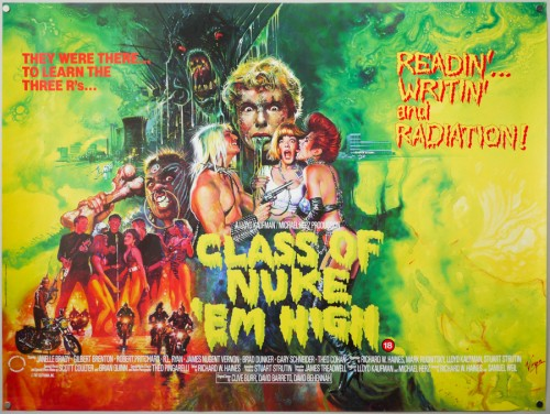 img - Class of Nuke 'em  High (1986)