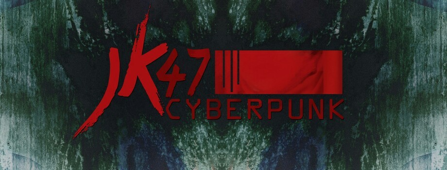 img - JK47 - Cyberpunk LP