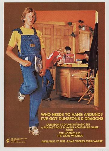 img - 1980s Nostalgia: Dungeons & Dragons