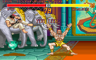 sf2 007 - Street Fighter II: The World Warrior (Capcom, 1991)