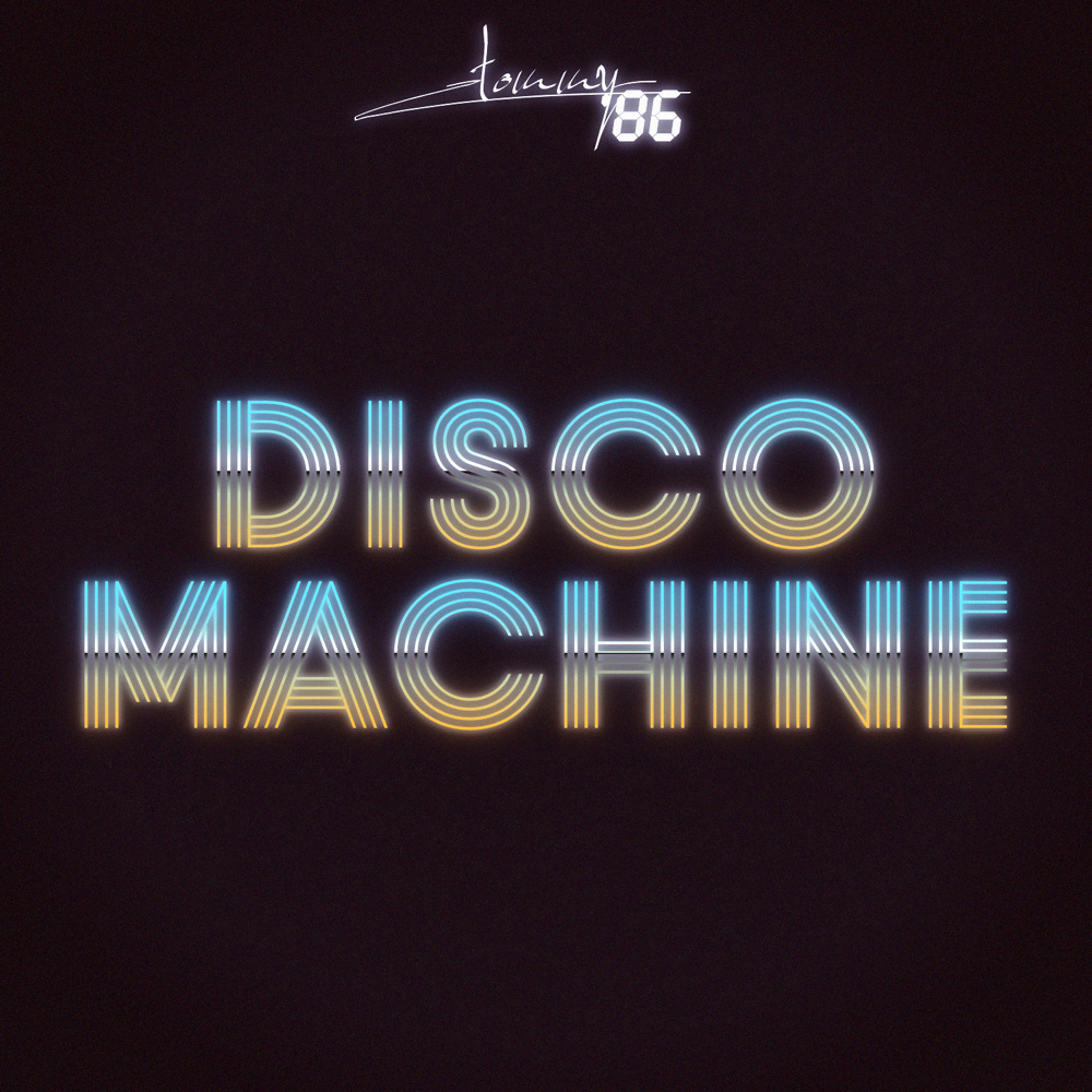 img - Tommy '86 - Disco Machine EP