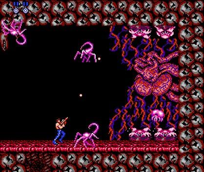 Hearts Contra  article image - Contra (Konami, 1987)