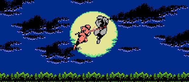 introshot - Ninja Gaiden (Tecmo, 1988)