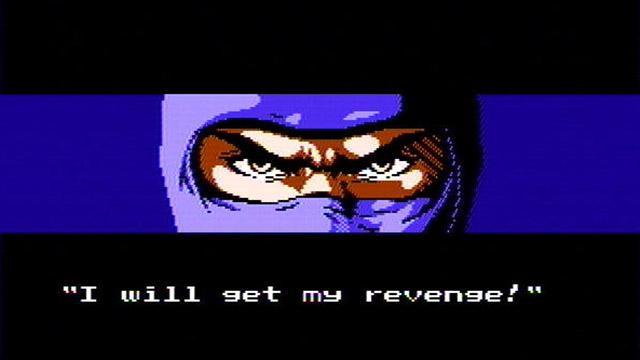 revenge - Ninja Gaiden (Tecmo, 1988)