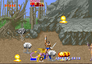 goldnaxe2 - Golden Axe (Sega, 1989)