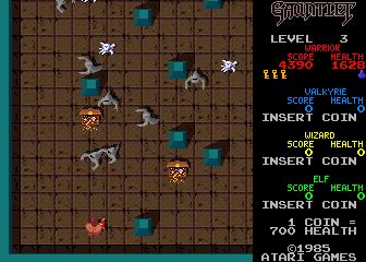bludiste4 15 - Gauntlet (Atari, 1985)