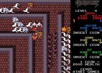 gauntlet5 - Gauntlet (Atari, 1985)