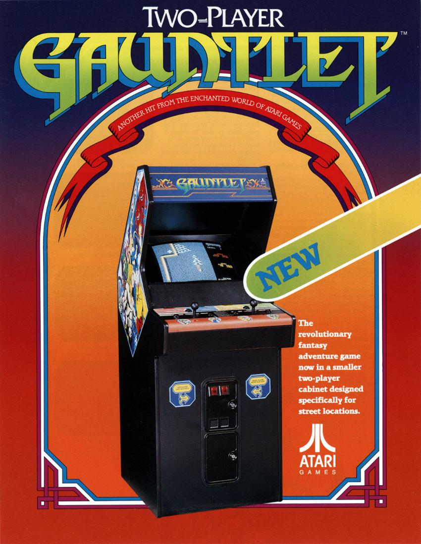 Arcade ad circa 1986