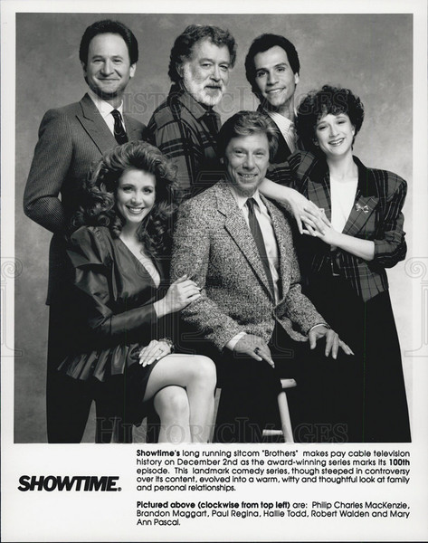 "img - Remember This…  ""Brothers (TV series) 1984- 1989"""
