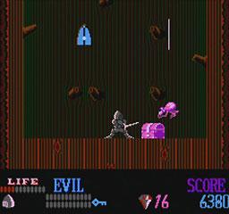 screen3 - Wizards & Warriors (Rare Ltd., 1987)