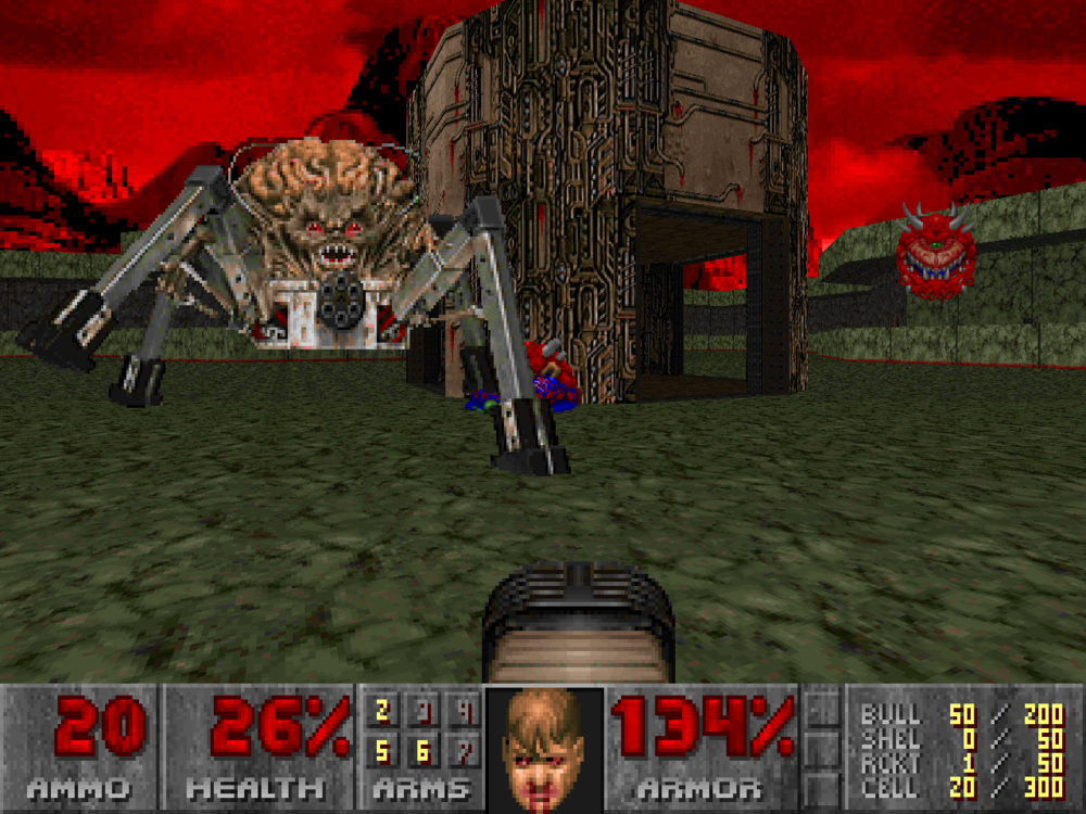 img - Doom (id Software, 1993)