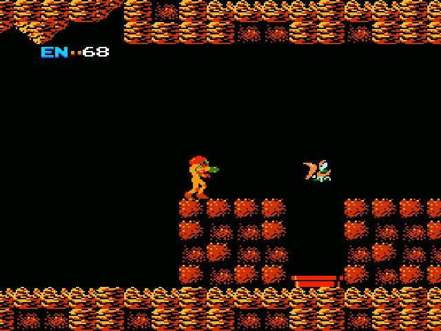 chirpisbirds - Metroid (Nintendo, 1986)