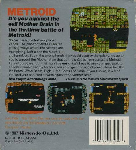 ...and this time I was able to find a good scan of the back cover as well!