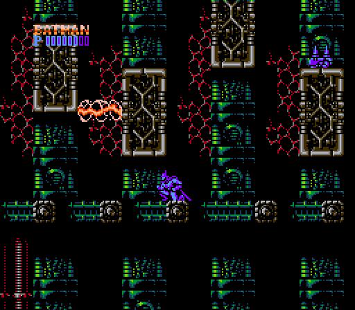 painintheass1 - Batman: The Video Game (Sunsoft, 1989)
