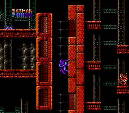 climbjump - Batman: The Video Game (Sunsoft, 1989)