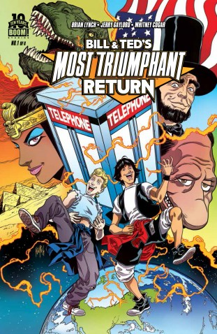 img - Bill & Ted's Most Triumphant Return #1 & 2 Review