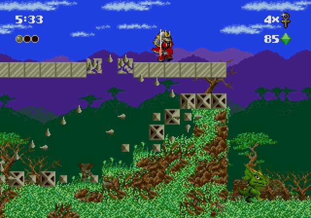 img - Kid Chameleon (Sega, 1992)