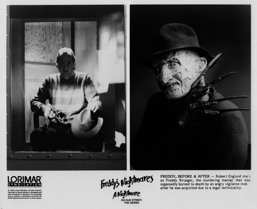 "img - ""Remember This… Freddy's Nightmares"" (1988 - 1990)"