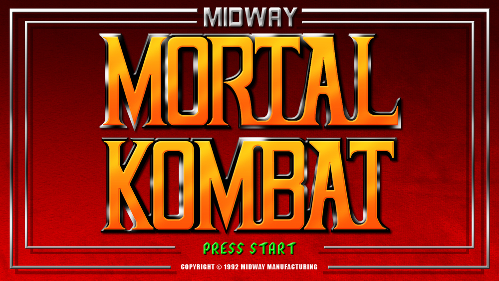 img - Mortal Kombat (1992, Midway)