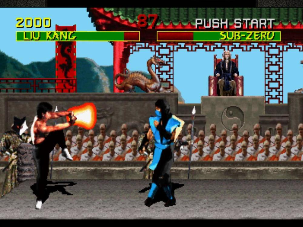 specialmove - Mortal Kombat (1992, Midway)