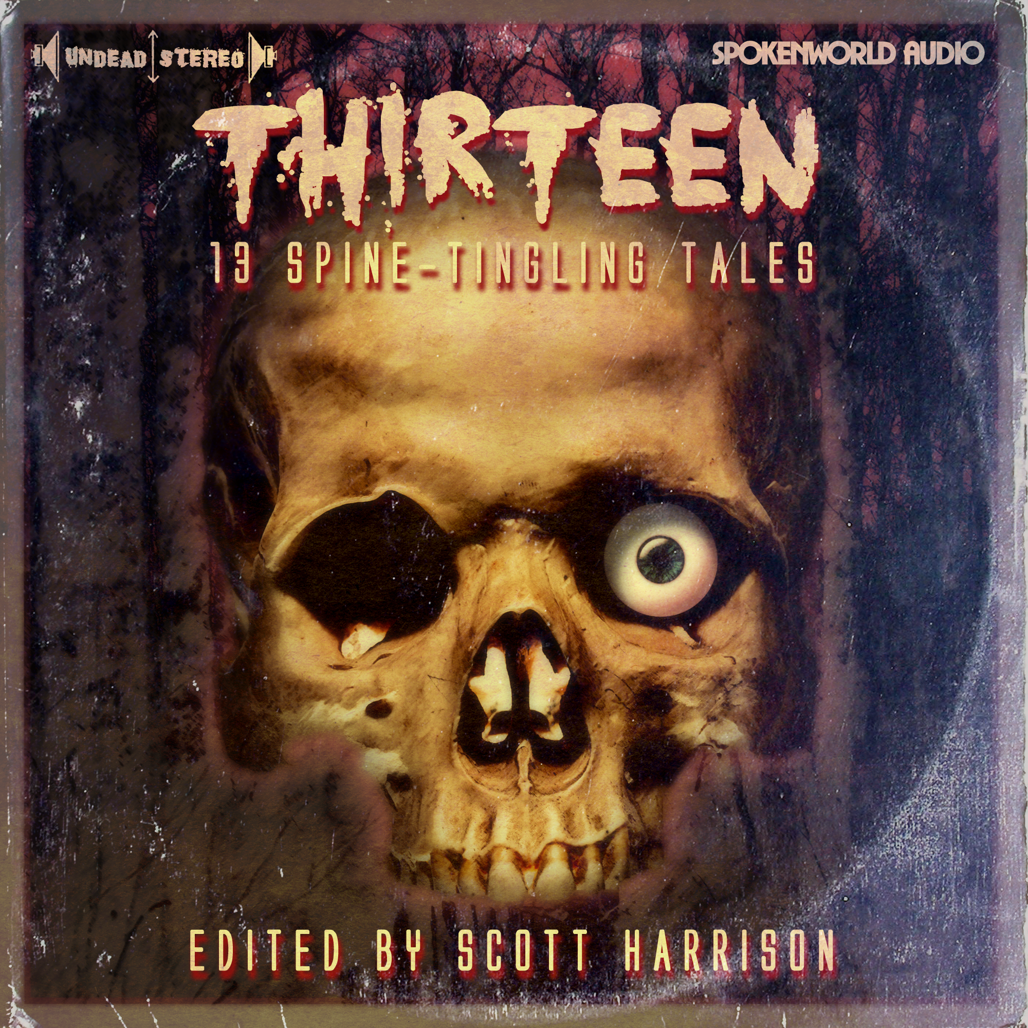 Thirteen Front Cover - Retro Gallery Archive (Full Size)
