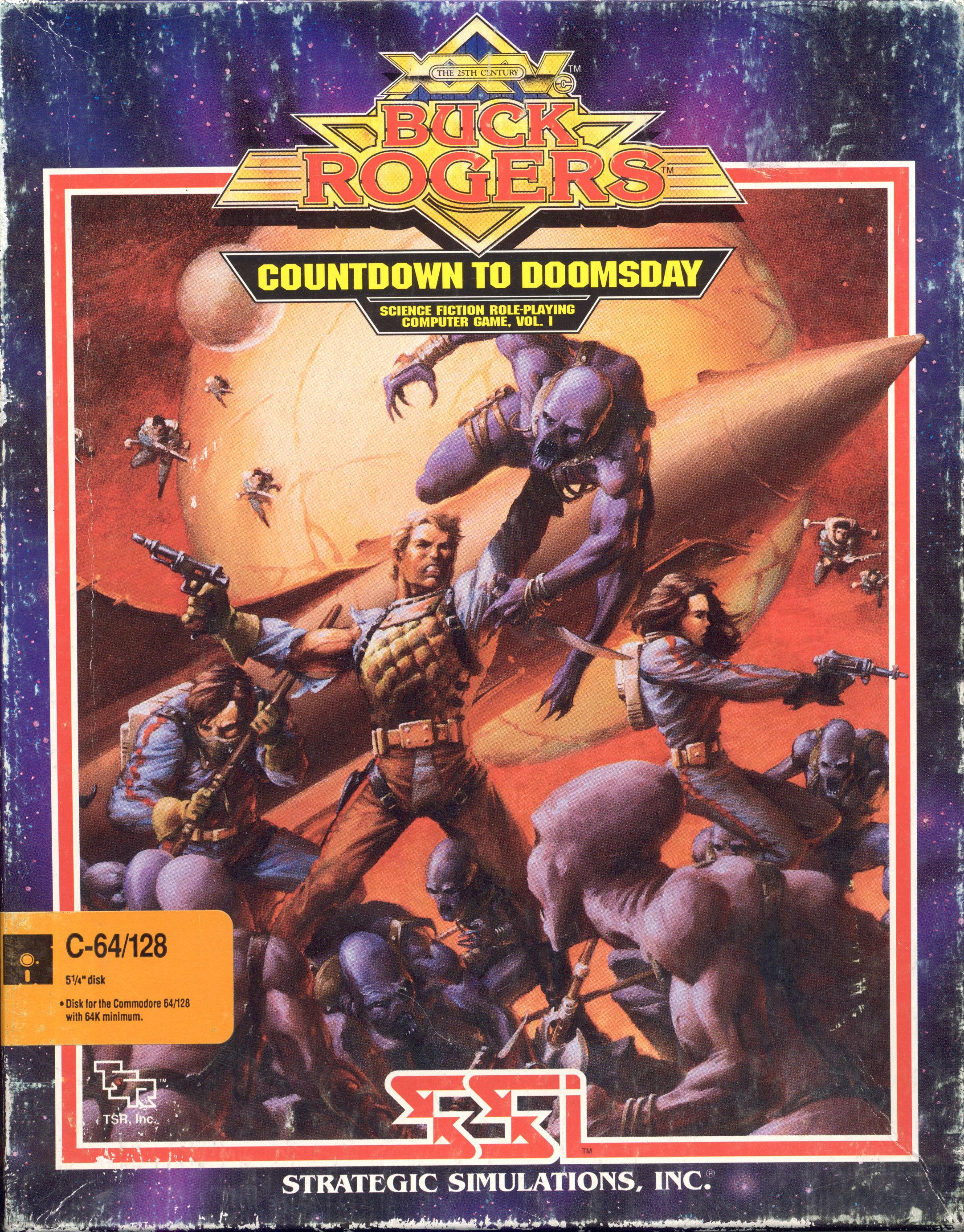 BuckRogersVol.1 CountdownToDoomsdaySSIDiskInlay01 - Retro Gallery Archive (Full Size)
