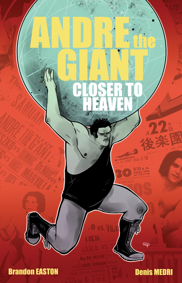img - Andre the Giant: Closer to Heaven Review
