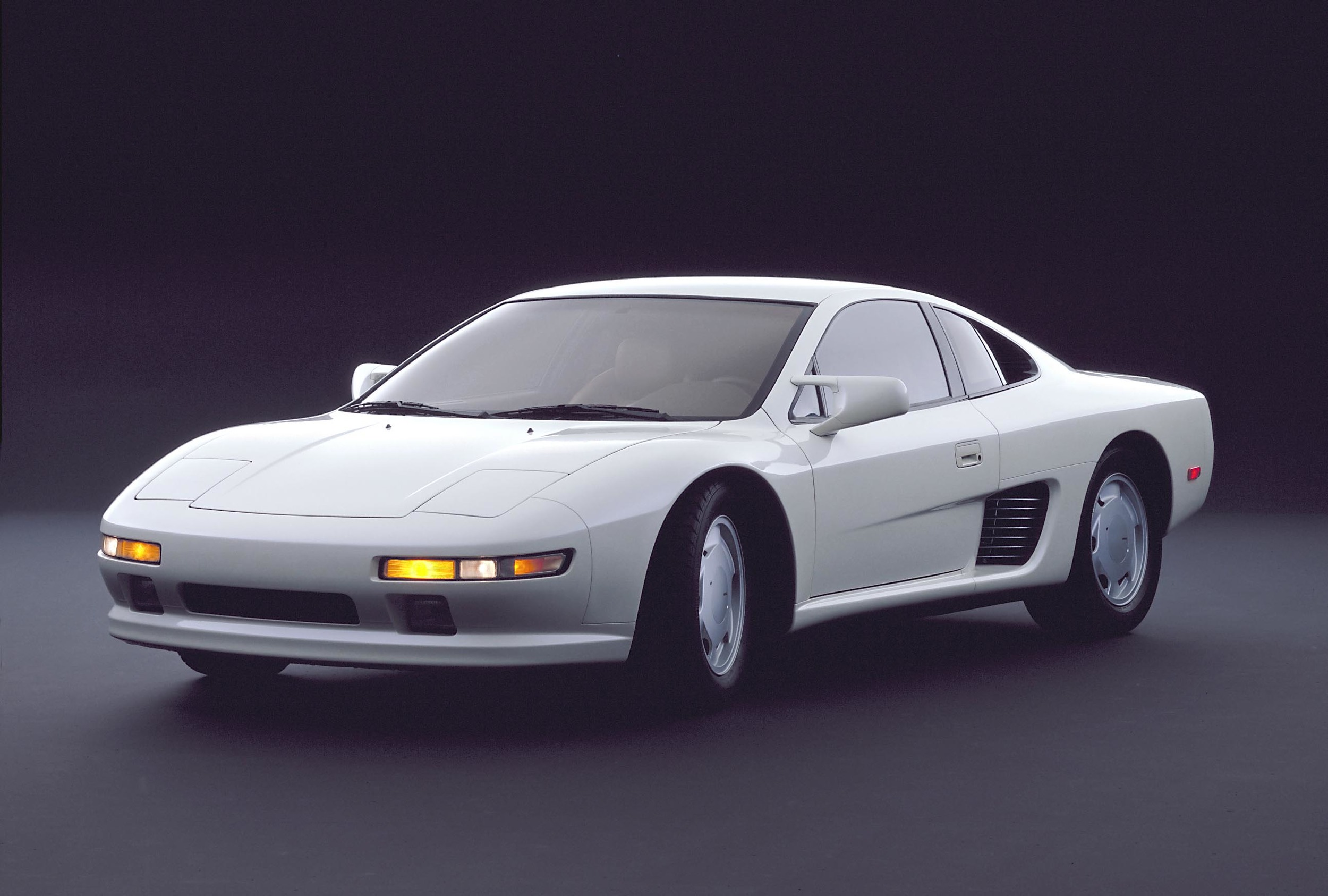1987 Nissan MID4 Type II concept 01 - Retro Gallery Archive (Full Size)