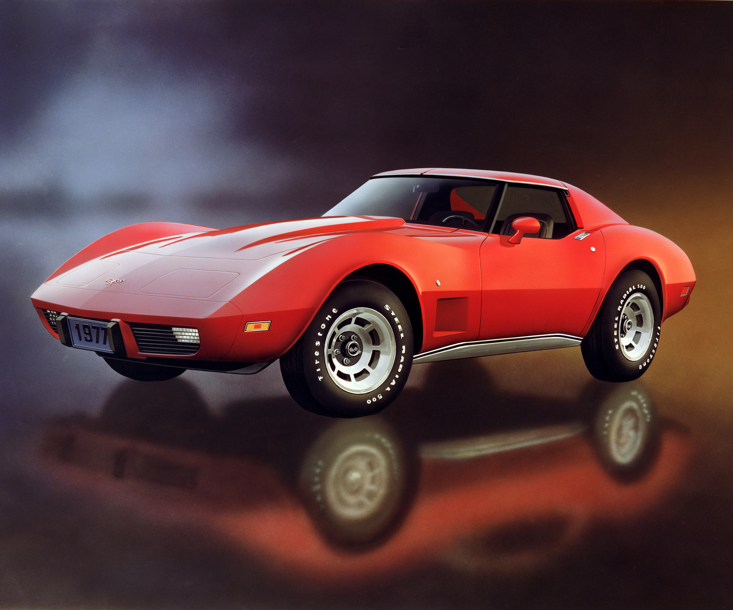 1977 corvette c3 - Retro Gallery Archive (Full Size)