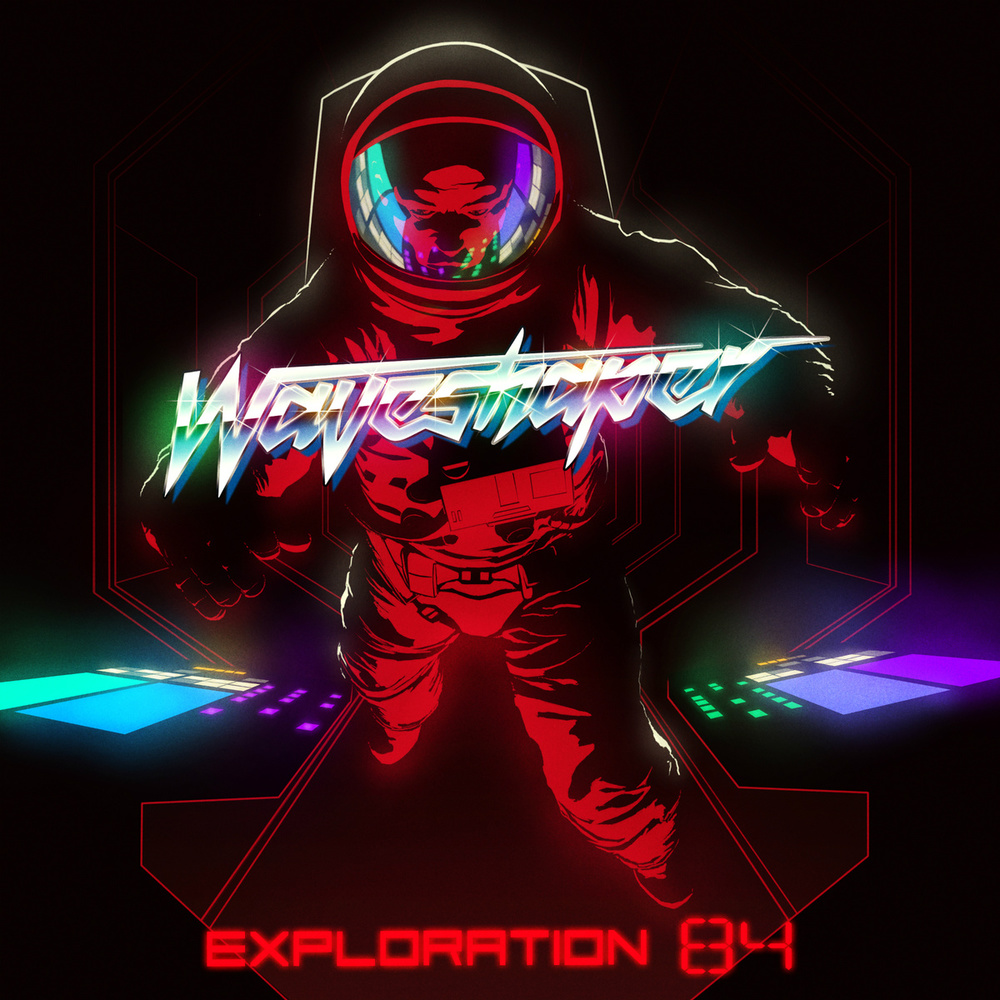 Top 10 Synthwave Album Covers of 2015 - NewRetroWave - Stay Retro