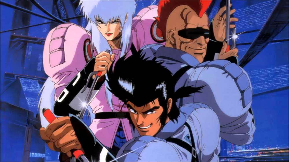 img - Remember This… Retro Cyberpunk #2 (the anime edition)