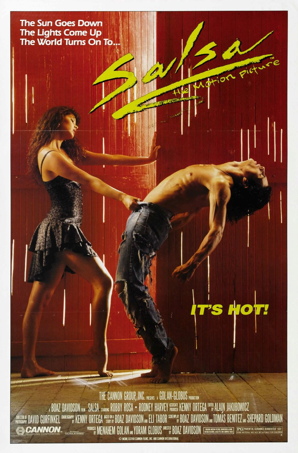 img - SALSA: The Motion Picture (1988)