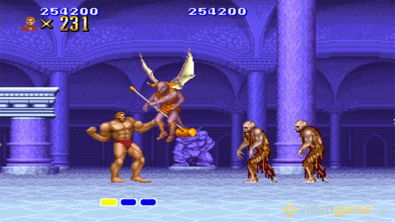 altered beast 8 - Altered Beast (Sega, 1988)