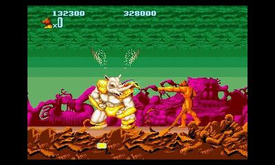 boss - Altered Beast (Sega, 1988)