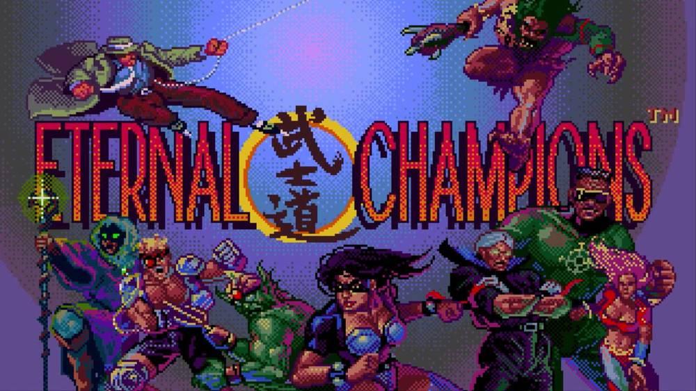 img - Eternal Champions (Sega, 1993)