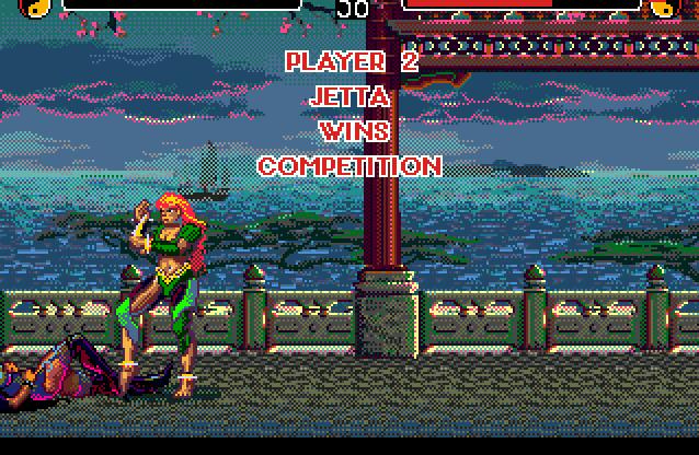 1408 - Eternal Champions (Sega, 1993)