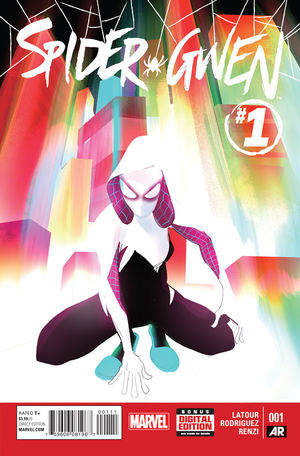 img - Spider-Gwen: Most Wanted? Review