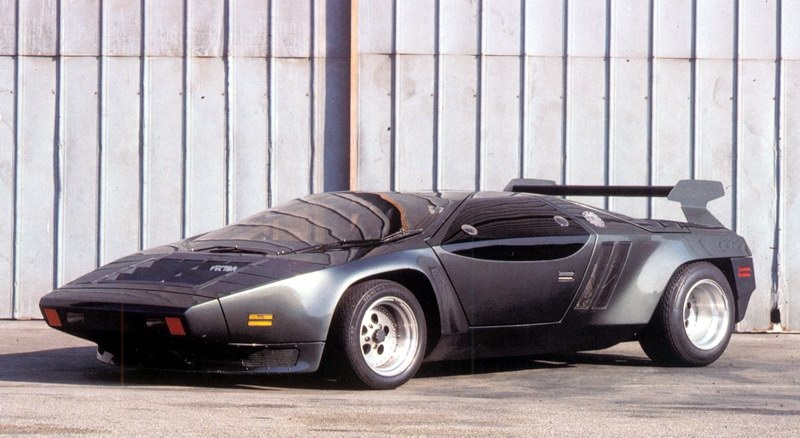 VECTOR W2 TWIN TURBO, 1980-82